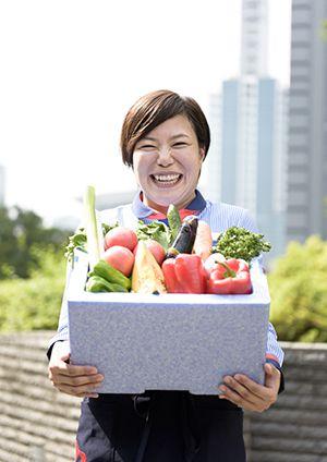株式会社ヨシケイ大宮・株式会社ヨシケイ大阪南で働く営業スタッフの一日
